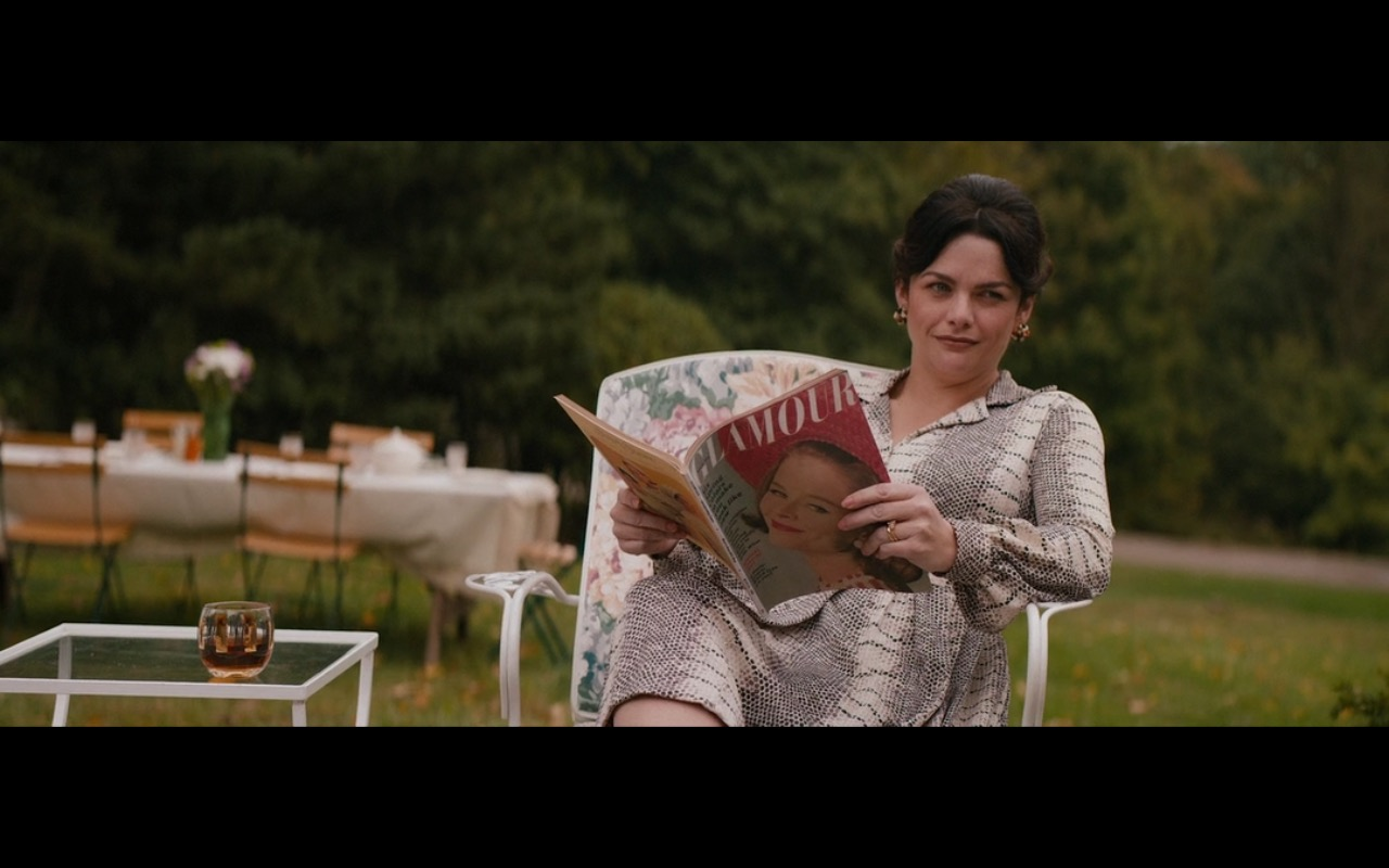 GLAMOUR Magazine – American Pastoral (2016) Movie Product Placement