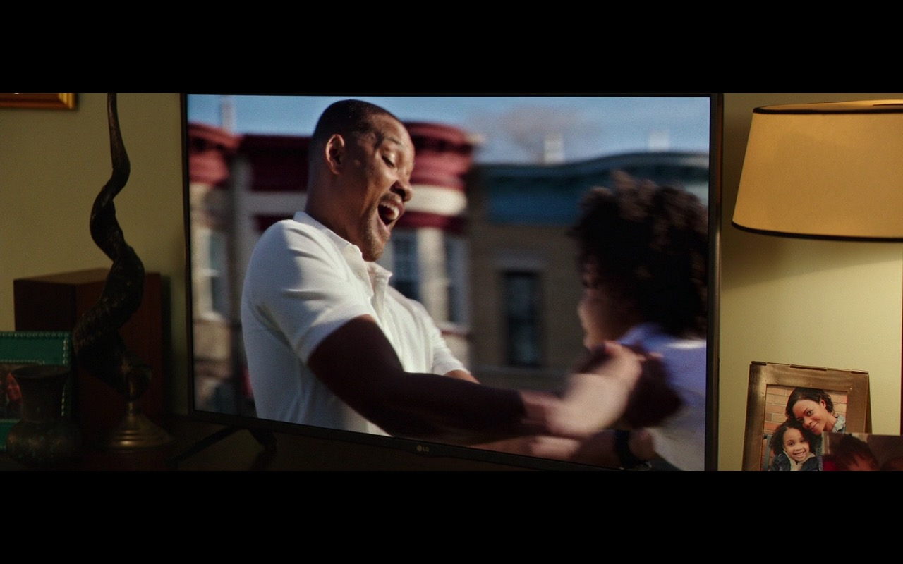 LG TV - Collateral Beauty (2016) Movie Product Placement