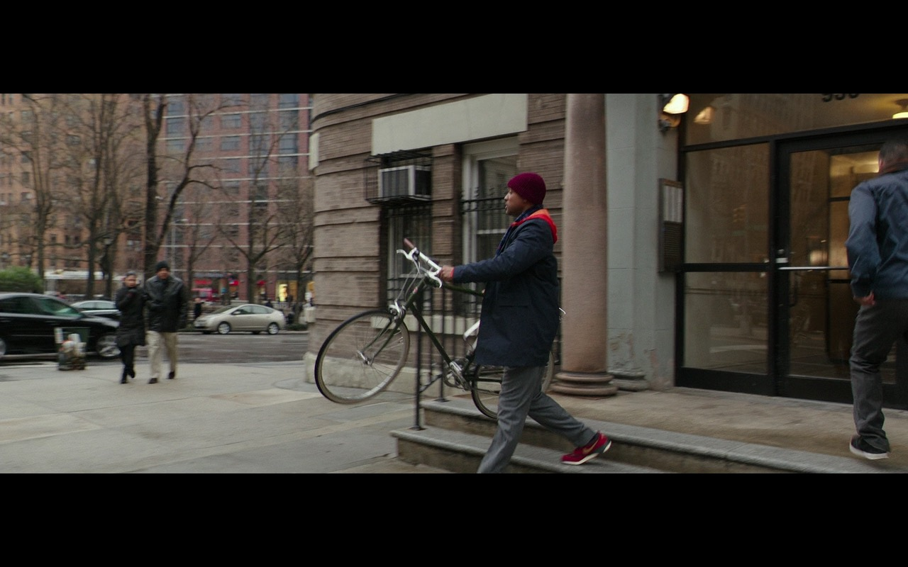 Nike Sneakers – Collateral Beauty (2016) Movie Product Placement