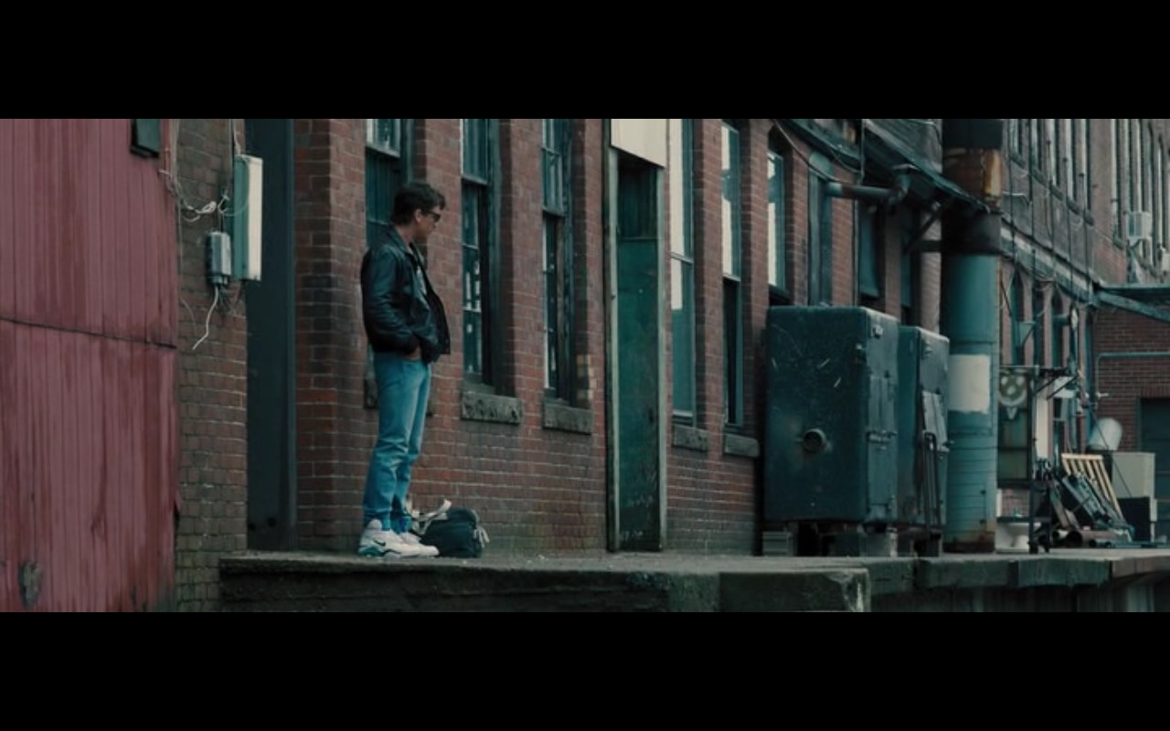 Nike White Sneakers For Men – Bleed for This (2016) Movie Product Placement