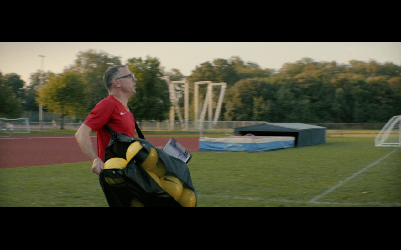 Nike Yellow Soccer Balls And Nike Shirt – 100 Streets (2016) Movie  Product Placement Review