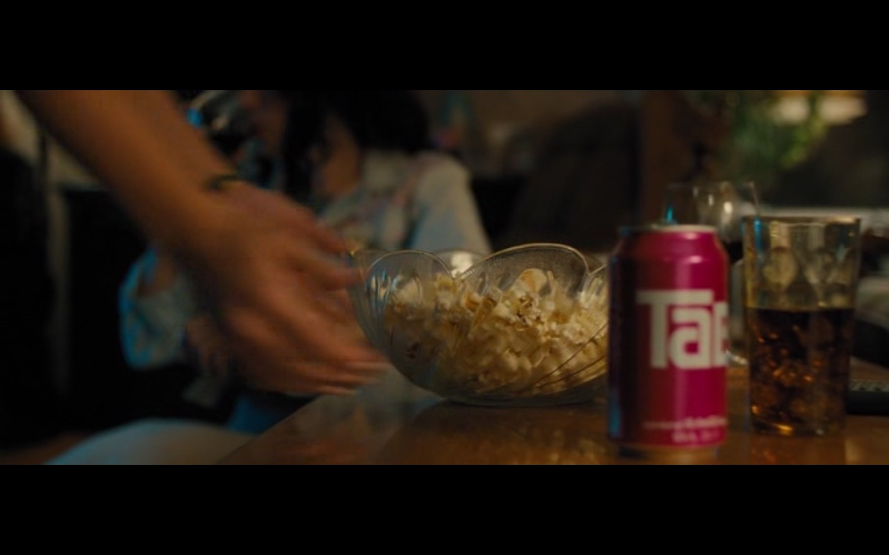 TAB Drinks – Bleed for This (2016) Movie Product Placement