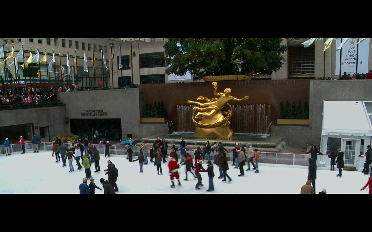 The Rink At Rockefeller Center – Collateral Beauty (2016) Movie  Product Placement Review