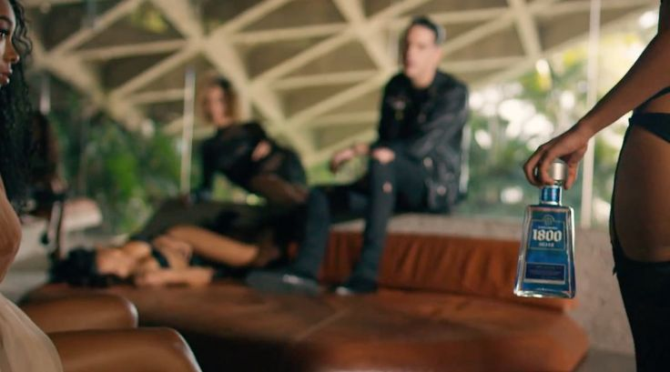 1800 tequila in ORDER MORE by G-Eazy (2016) - Official Music Video Product Placement