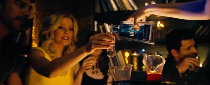 1800 Tequila in WALK OF SHAME (2014) Movie  Product Placement Review
