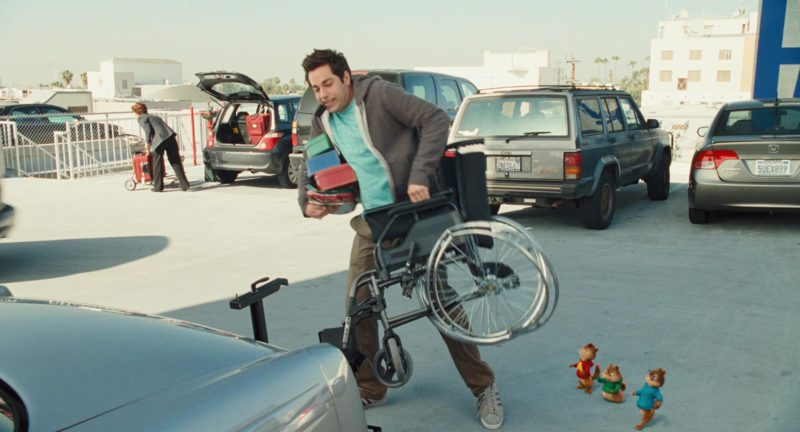 Adidas shoes worn by Zachary Levi in Alvin and the Chipmunks: The Squeakquel (2009) Movie Product Placement