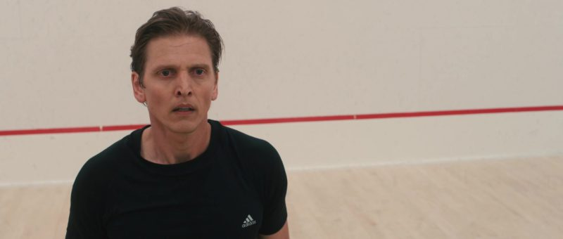 Adidas t-shirt worn by Barry Pepper in Casino Jack (2010) Movie Product Placement
