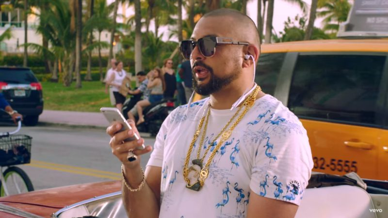Apple iPhone 7 and Beats - Sean Paul - Body ft. Migos Official Music Video Product Placement