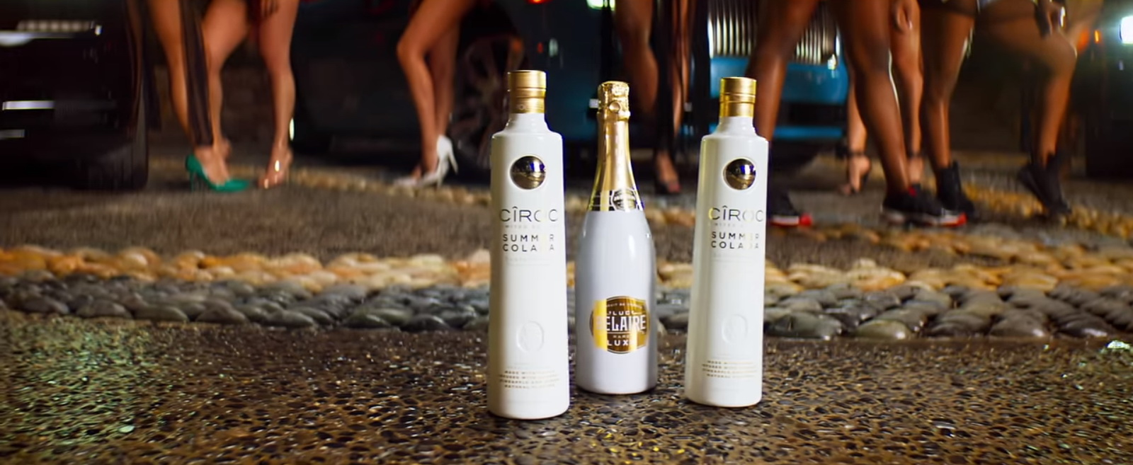 CÎROC Summer Colada And Luc Belaire Luxe - DJ Khaled – I'm the One - Official Music Video Product Placement