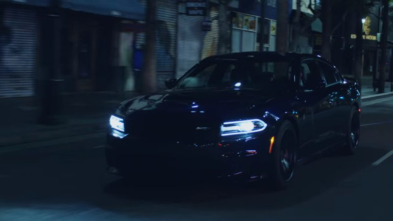 Dodge Charger - Charlie Puth - Attention Official Music Video Product Placement