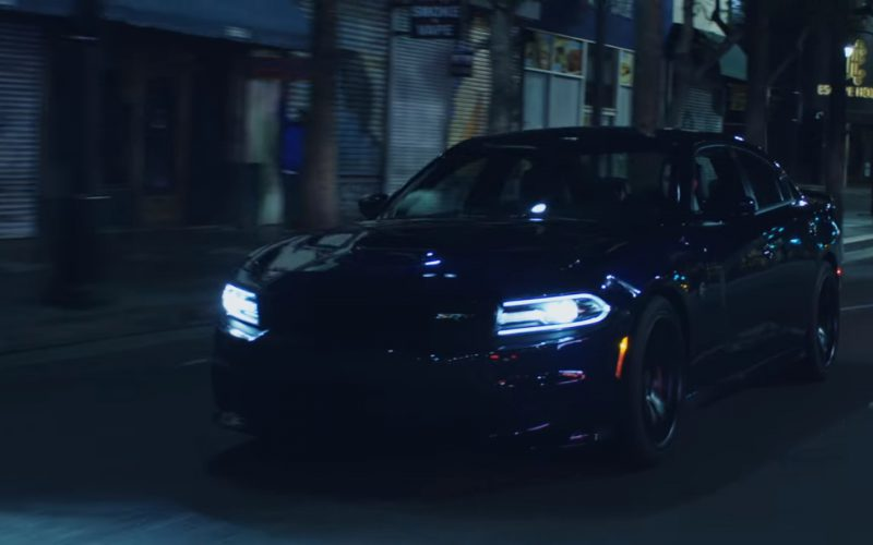 Dodge Charger – Charlie Puth – Attention (1)