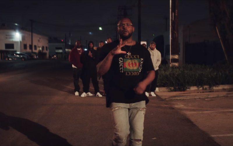 Gucci T-Shirt – Kendrick Lamar – DNA (2)