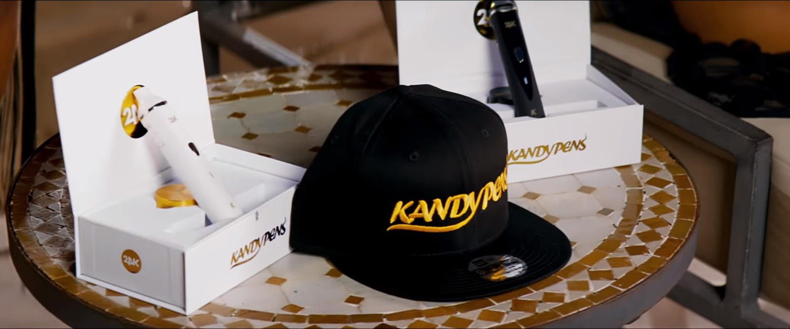 KandyPens - DJ Khaled – I'm the One - Official Music Video Product Placement