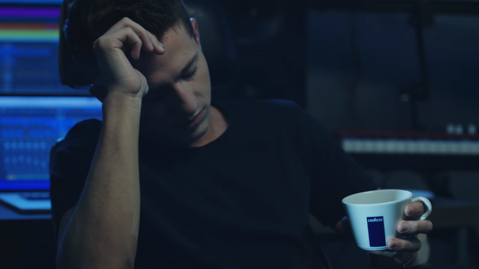 Lavazza – Charlie Puth – Attention Official Music Video Product Placement