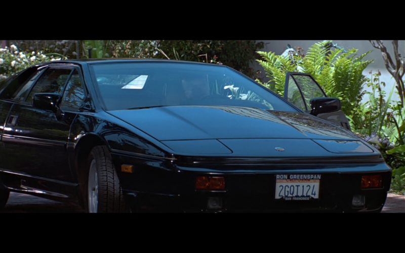 Lotus Esprit SE [Type 85] Car – Basic Instinct (1)