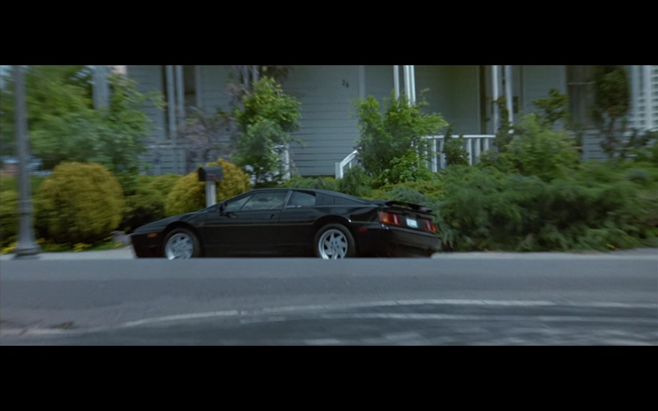 Lotus Esprit SE [Type 85] Car - Basic Instinct (1992) Movie Product Placement