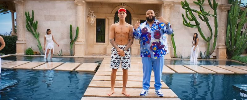 Nike Men's Sneakers - DJ Khaled – I'm the One Official Music Video Product Placement