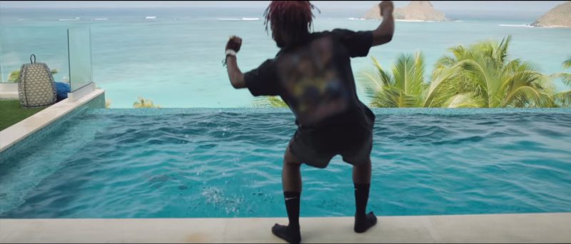 Nike Socks – Lil Uzi Vert – Do What I Want Official Music Video Product Placement