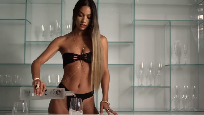 ROYAL ELITE VODKA - Migos – Slippery feat. Gucci Mane Official Music Video Product Placement
