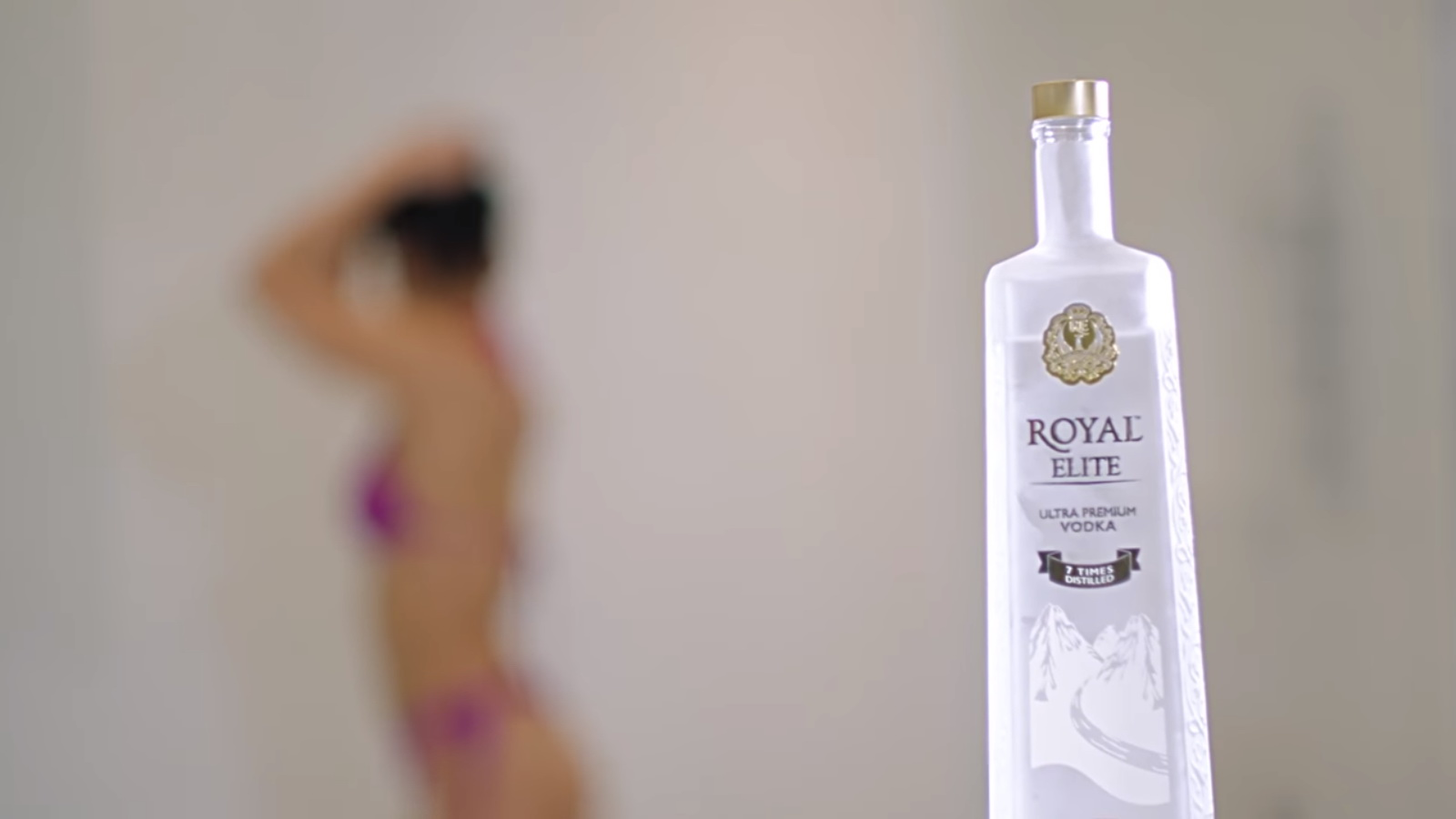 ROYAL ELITE VODKA - Migos – Slippery feat. Gucci Mane Music Video  Product Placement Review