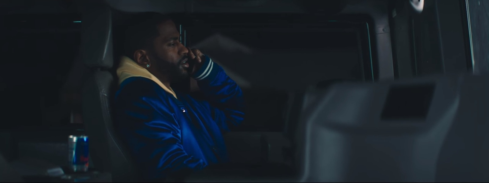Red Bull - Big Sean - Jump Out The Window Official Music Video Product Placement