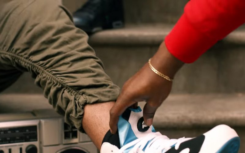 Reebok Pump Sneakers – Jeremih – I Think Of You (5)