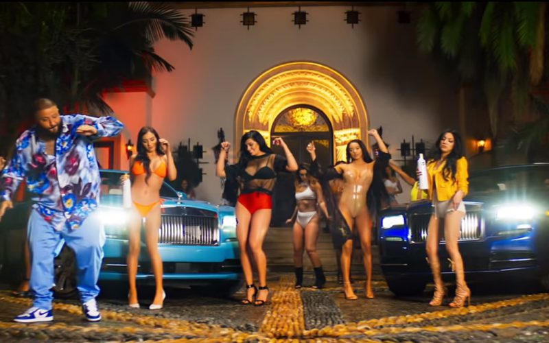 Rolls-Royce Dawn – DJ Khaled – I'm the One (1)