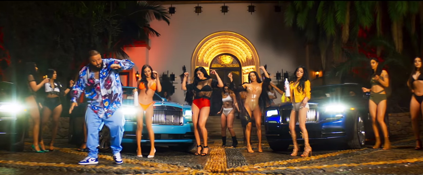 Rolls-Royce Dawn - DJ Khaled – I'm the One Official Music Video Product Placement
