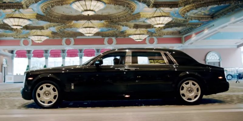Rolls-Royce Ghost - PSY - New Face Official Music Video Product Placement