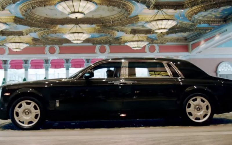 Rolls-Royce Ghost – PSY – New Face (1)