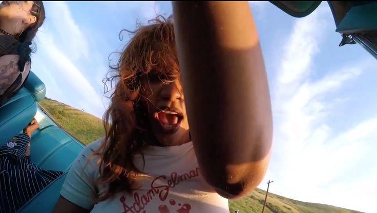 Adam Selman T-Shirt - Rihanna - Bitch Better Have My Money - Official Music Video Product Placement