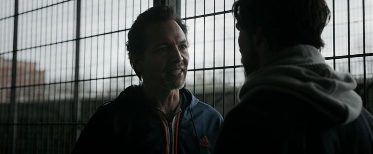 Adidas jacket worn by Benjamin Bratt in DOCTOR STRANGE (2016) Movie Product Placement