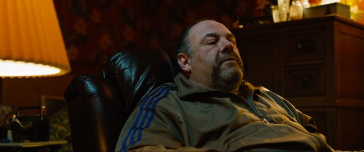 Adidas jacket worn by James Gandolfini in THE DROP (2014) Movie Product Placement