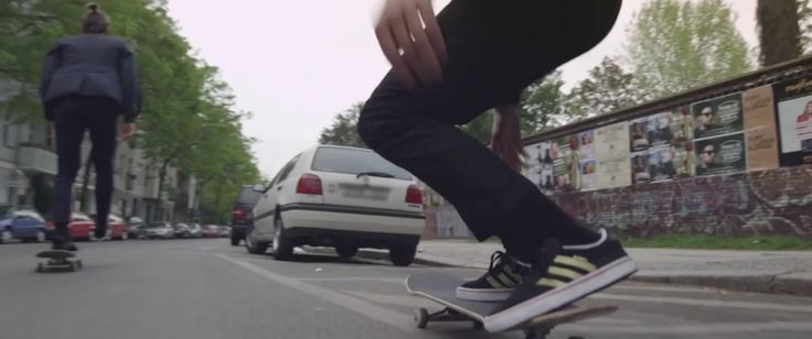 Adidas shoes in Lilly Wood & The Prick and Robin Schulz - Prayer In C (2014) Official Music Video Product Placement