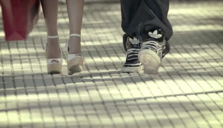 Adidas shoes worn by B.o.B in SO GOOD by B.o.B (2012) Official Music Video Product Placement