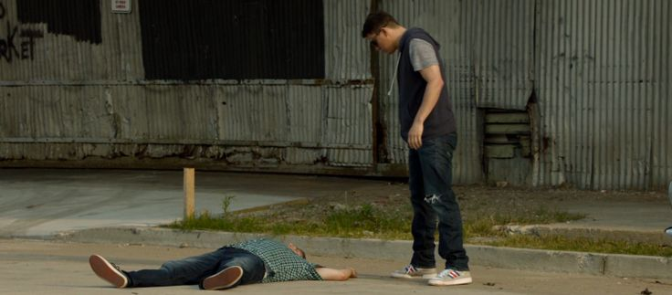 Adidas shoes worn by Channing Tatum in 21 Jump Street (2012) Movie Product Placement