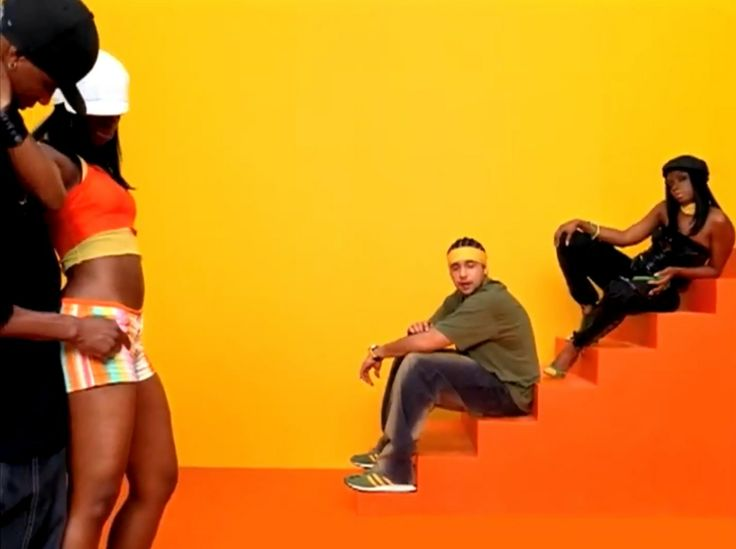 Adidas Sneakers - Sean Paul - I'm Still In Love With You Official Music Video Product Placement