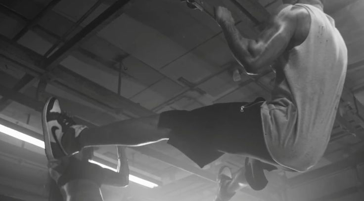 Nike Air Jordan I shoes worn by Trey Songz in NA NA  (2014) Official Music Video Product Placement