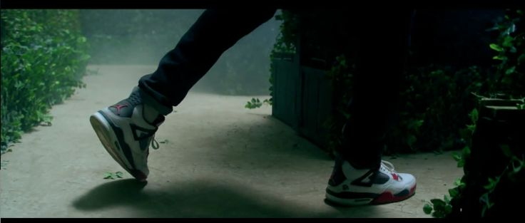 Air Jordan shoes worn by Chris Brown - DON'T WAKE ME UP (2012) Official Music Video Product Placement