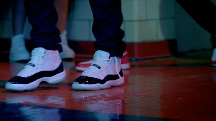 Air Jordan VI Defining Moments shoes worn by Mike WiLL Made It in 23 (2013) Official Music Video Product Placement