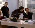 Apple Cinema Display monitor used by Jeremy Piven in ENTOURA...