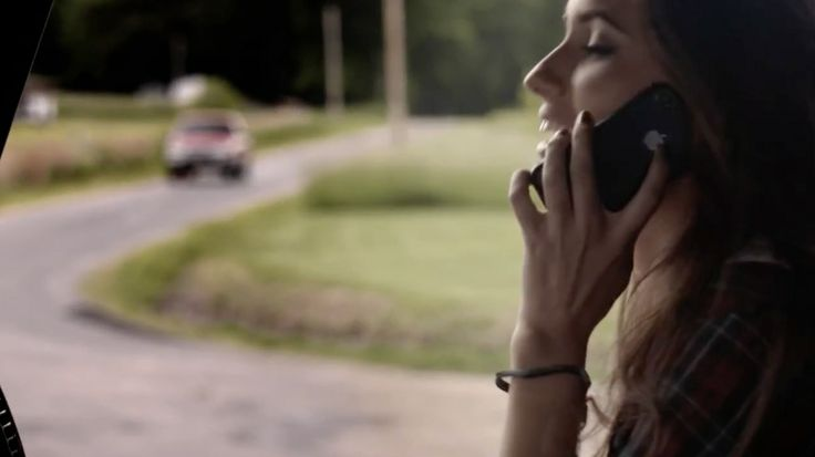Apple iPhone in CRASH MY PARTY by Luke Bryan (2013) - Official Music Video Product Placement