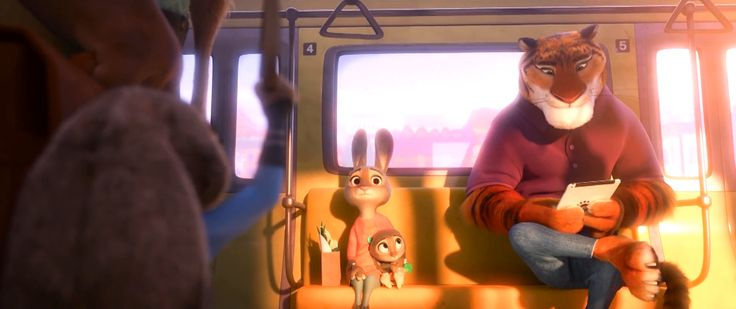 Apple tablet in ZOOTOPIA (2016) Cartoon and Animation Movie Product Placement