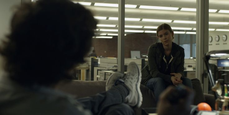 Asics shoes worn by Sebastian Arcelus in House of Cards: Chapter 2 (2013) TV Show Product Placement