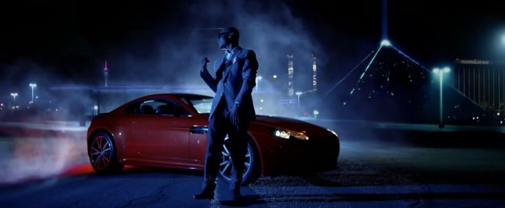 Aston Martin V8 Vantage in CHANGE YOUR LIFE by Iggy Azalea (2013) Official Music Video Product Placement