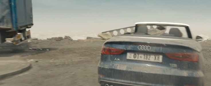 Audi A3 - AVENGERS: AGE OF ULTRON (2015) Movie Product Placement