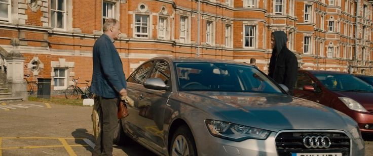 Audi A6 hybrid C7 Car - AVENGERS: AGE OF ULTRON (2015) Movie Product Placement