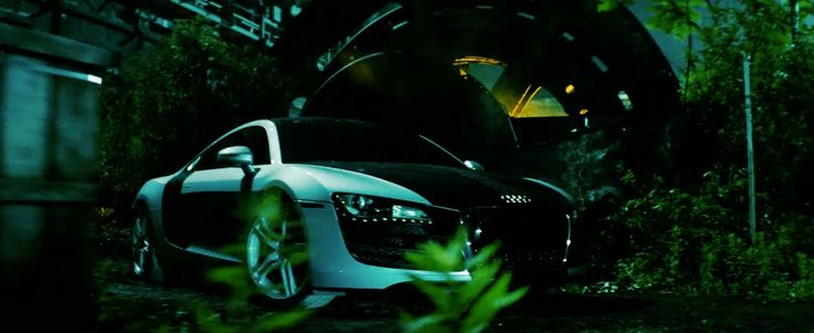 Audi R8 Car - Transformers: Revenge of the Fallen (2009) Movie Product Placement