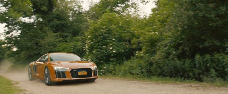 Audi R8 Car - AVENGERS: AGE OF ULTRON (2015) Movie Product Placement