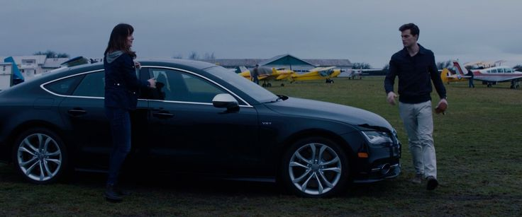 Audi S7 (2013) car in FIFTY SHADES OF GREY (2015) Movie Product Placement